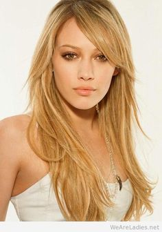#Hilary Duff Hairstyle 2015