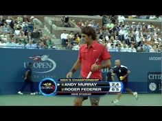 ▶ A.Murray - R.Federer.US Open 2008..RUS.ENG - YouTube