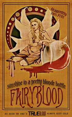 True Blood, Fairy Blood