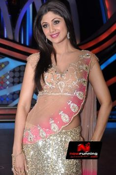 Shilpa Shetty at Nach Baliye FInale