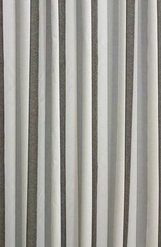 Hayden Black & White Made to Measure Curtains, from £114 per pair or £15 per metre.