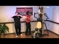 Dr. Paul's Workout - The Quick Set System| Leisure Fitness Equipment