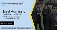 Vocational Services is one of the Best Admission Consultants For MBA || PGDM & Top Colleges In India Toll free @18002126566 For know more details:  http://bit.ly/2ARKPU3
