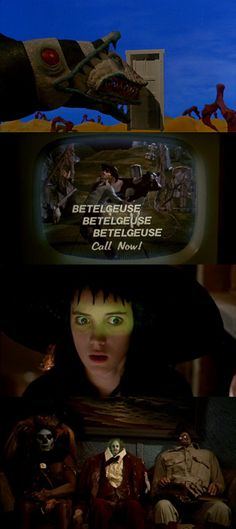 Beetlejuice-i've lost count how many times ive seen this movie