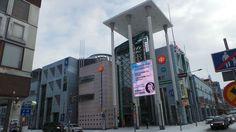 Bepop, Pori/ Jyrki Tasa Western Coast, Finland, Times Square, Scenery, Europe, River, City, Landscape, Cities