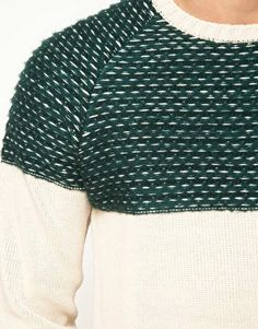 Enlarge ASOS Reverse Fairisle Jumper