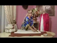 Модная шуба своими руками - YouTube