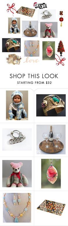 """Something for Everyone on Etsy"" by afloralaffair-1 ❤ liked on Polyvore featuring interior, interiors, interior design, home, home decor, interior decorating, Primitives By Kathy, rustic, vintage and country"