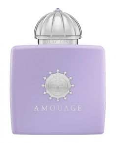 Lilac Love Amouage for women... Lilac Love was launched in 2016. Top notes are jasmine, rose, gardenia, peony and heliotrope; middle notes are orris, cacao and tonka bean; base notes are sandalwood, patchouli and vanilla.