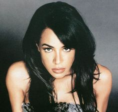 Aaliyah....so young to be gone...