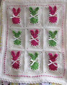 Bunny Blanket Soooo cute!  :)