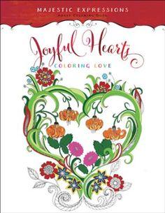 Joyful Hearts Coloring Love