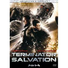『ターミネーター4 』(Terminator Salvation)は、2009年のアメリカ映画。アーノルド・シュワルツェネッガーの出世作となった『ターミネーター』(以下『T1』)から続くシリーズの4作目であり、『T4』とも呼ばれる。タイトルにもある通り、『4』は邦題での名称である。     前3作で断片的に語られていた、核戦争後の世界で生き残った人類とそれを絶滅しようとするスカイネットの機械軍との全面戦争を描く。キャッチコピーは「どこで誰が、未来を変えたのか?」。     2008年12月15日、McG監督より第5作の製作が正式に発表され、本作が新3部作の序章であることも明らかとなっている。