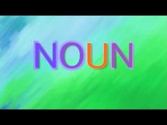 Best Noun Song Ever!!
