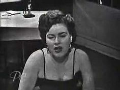 """Patsy Cline performing """"Three Cigarettes in an Ashtray"""" on Ozark Jubilee. Lyrics: Two cigarettes in an ashtray, My love and I in a small cafe. Songs To Sing, Music Songs, Sound Of Music, Pop Music, Types Of Ballroom Dances, Elvis Presley Albums, Patsy Cline, Country Artists, Country Singers"""