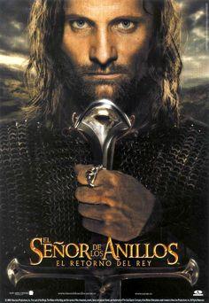 Vigo Mortensen - Aragorn - El Señor de los Anillos, El Retorno del Rey