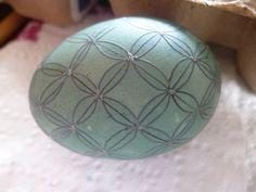 Step 3: Dark Green quick dye bath. Jodi Henninger