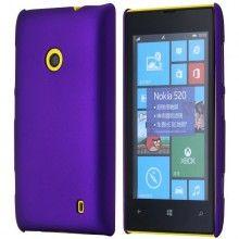 Carcaça Lumia 520 - UltraSlim Roxa  R$18,25