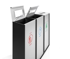 Zurich plus by Joan Gaspar, special production for a project in Qatar University. Zurich, Waste Disposal, Filing Cabinet, Designer, Storage, Projects, University, Home Decor, Paper Basket