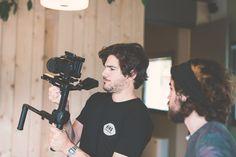 #ShootingDay #Creativeagency #AQuest