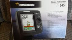 Color Hummingbird 343C Fish/Depth Finder in BeckyWes' Garage Sale in Luck , WI for $175.00. Color Hummingbird 343c Fish/Depth Finder.� New, still in box, never been used!