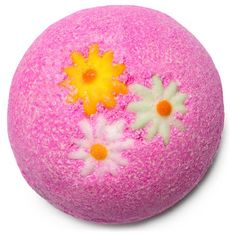 Pink Bath Bomb (6.76 AUD) ❤ liked on Polyvore featuring beauty products, bath & body products and body cleansers