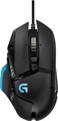 Logitech G502 Proteus Core Tunable Gaming Maus http://das-brauchst-du.eu/produkt/logitech-g502-proteus-core-tunable-gaming-maus/