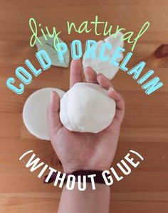 DIY Natural Cold Porcelain Clay (without Glue!) DIY Natural Cold Porcelain Clay (without Glue!) The post DIY Natural Cold Porcelain Clay (without Glue!) appeared first on DIY Crafts. Diy Air Dry Clay, Diy Clay, Air Drying Clay, Air Dry Clay Crafts, Air Dry Clay Ideas For Kids, Porcelain Clay, Cold Porcelain Jewelry, Cold Porcelain Flowers, Cold Porcelain Ornaments