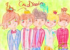 One Direction by ~LUDYRICH