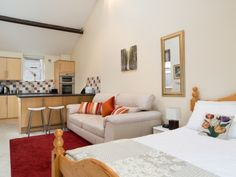 The Gables Studio, self catering studio accommodation in Keswick, Lake District