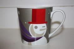 Brand New! 2011 Starbucks Coffee Christmas Xmas Snowman 18oz Mug