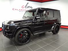The only Mercedes I truly love is a Mercedes G550 SUV.