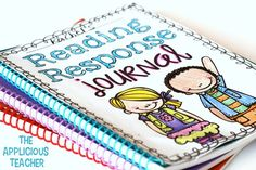 Reading Response Journals - Effective ways for learners to use their journals