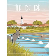 Art Et Design, Portrait, Arts, Wind Turbine, Illustrations, Photos, Travel, Image, Product Poster