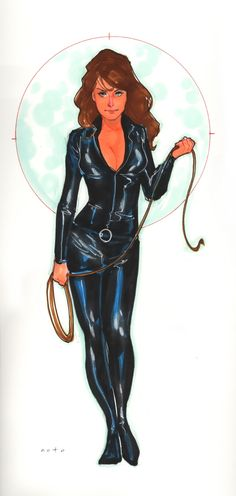 Sydney Savage by Phil Noto Comic Art