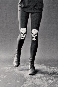 skulls <3