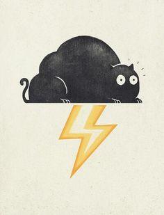 Thunder Cat by DB Art