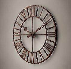 Clocks | Restoration Hardware