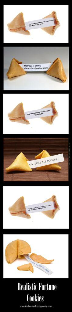 Fortune Cookie Humor