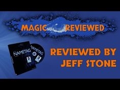 Name Tag Review: 4 Stars with a Stone Status of Gem.  Full Review: http://magicreviewed.com/reviews/name-tag-review/
