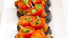Bruschetta #Chef #Snack #Food