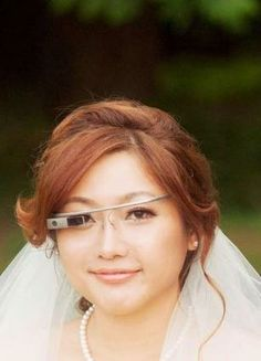 Google Glass certainly qualifies as something new.