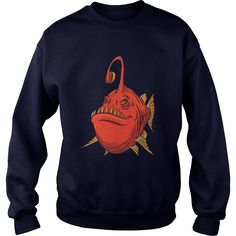 Menacing Cartoon Angler Fish T shirt #gift #ideas #Popular #Everything #Videos #Shop #Animals #pets #Architecture #Art #Cars #motorcycles #Celebrities #DIY #crafts #Design #Education #Entertainment #Food #drink #Gardening #Geek #Hair #beauty #Health #fitness #History #Holidays #events #Home decor #Humor #Illustrations #posters #Kids #parenting #Men #Outdoors #Photography #Products #Quotes #Science #nature #Sports #Tattoos #Technology #Travel #Weddings #Women