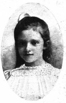 Seven-year-old Princess Zita.