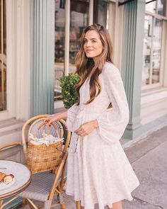 Coming this Friday the second half of our May Collection! This is the Esther dress in cream but she also comes in pink! Lookbook will be going out tomorrow to @galmeetsglam collection email subscribers (sign up by clicking on the subscribe button on shop.galmeetsglam.com) #gmgcollection #springdresses #dresslover