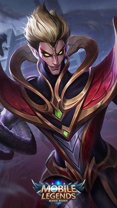 Khufra Mobile Legends | Mobile legend wallpaper, Mobile