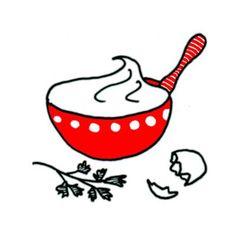 Lekker recept gevonden: Zelfgemaakte mayonaise