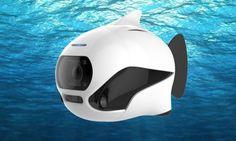 Very cool Underwater Drone
