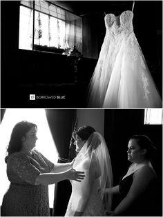 Wedding at Vandiver Inn, Havre de Grace, Maryland. Photography by Borrowed Blue Photography    www.borrowedbluephoto.com #wedding #photography #borrowedblue #borrowedbluemaryland #borrowedbluephoto #vandiverinn #havredegrace #Maryland #bride #dress #weddingdress #vandiver