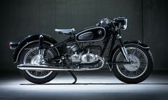 1955 BMW R50....